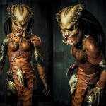 female-predator