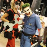 Harley Quinn and The Joker (Boston Comic Con 2013) - Picture by pullip-junk