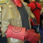 Hellboy @ Boston Comic Con 2013 - Picture by cavedragaon
