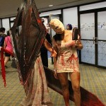 Pyramid Head and Silent Hill Nurse (Boston Comic Con 2013) - Picture by pullip-junk