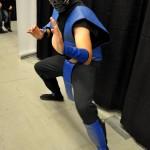 Sub Zero - Montreal Comic Con 2013 - Picture by Geeks are Sexy