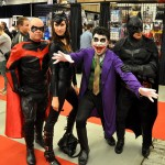 Gotham Heroes and Villains - Montreal Comic Con 2013 - Picture by Geeks are Sexy