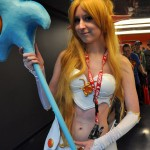 Janna (League of Legends) - Montreal Comic Con 2013 - Picture by Geeks are Sexy