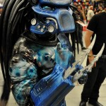 Predator - Montreal Comic Con 2013 - Picture by Geeks are Sexy