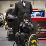 Batman and Alfred - MCM London Comic-Con 2013