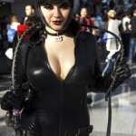 Catwoman - New York Comic Con (NYCC) 2013 - Geeks are Sexy