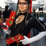 Bayonetta – New York Comic Con (NYCC) 2013 - Geeks are Sexy
