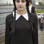Wednesday Addams - MCM London Comic-Con 2013