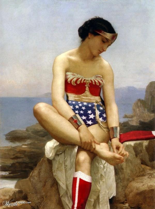 Wonder Woman - FlashDaz