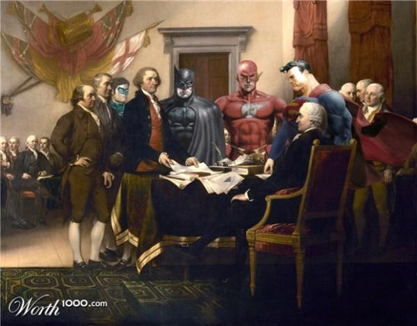 Declaration of Independence - Ufurgger