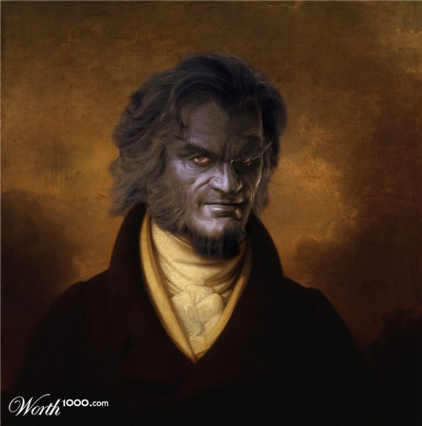 The Beast by Rembrandt - GuMNade