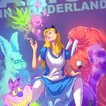 BADASS Alice in Wonderland