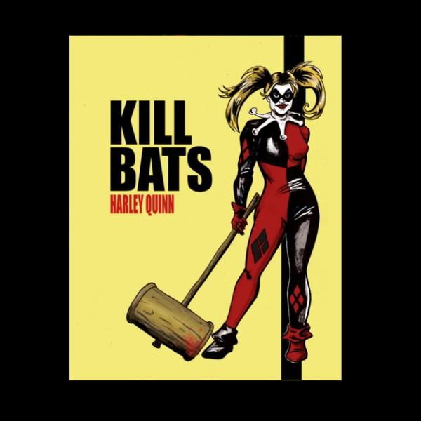 Kill Bats tshirt