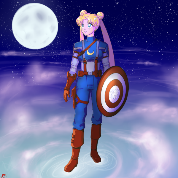 Captain Moon.