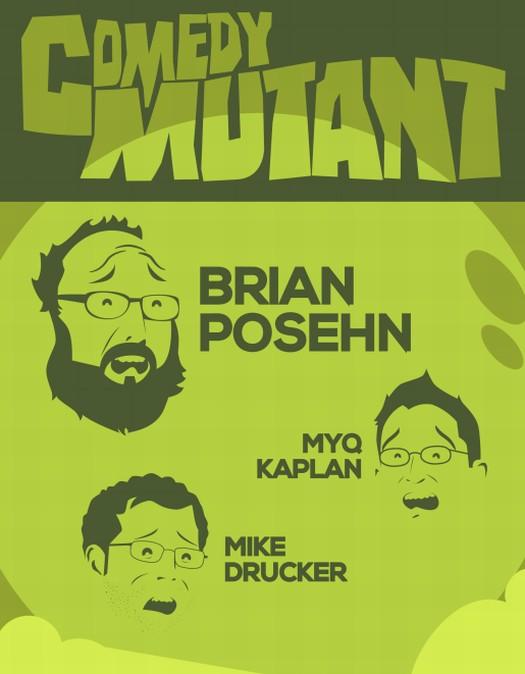 Comedy Mutant