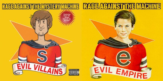 Rage Against Mystery Machine