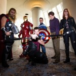 The Avengers (DragonCon 2014) Photography: Pat Loika