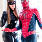 Catwoman and Spider-Man (DragonCon 2014) Photography: Counse