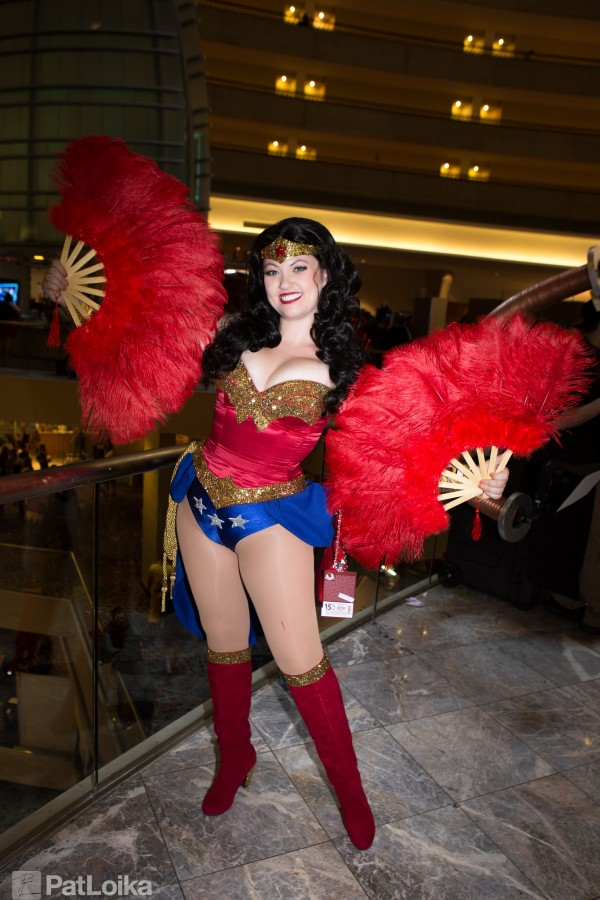 Wonder Woman (DragonCon 2014) Photography: Pat Loika