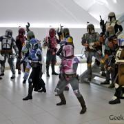 The Mandalorian Mercs Club  - Comiccon de Québec 2014 - Photo by Geeks are Sexy