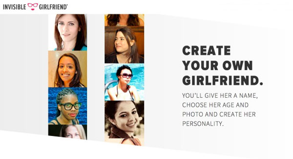 New App Let's You Create Your Own Girlfriend or Boyfriend