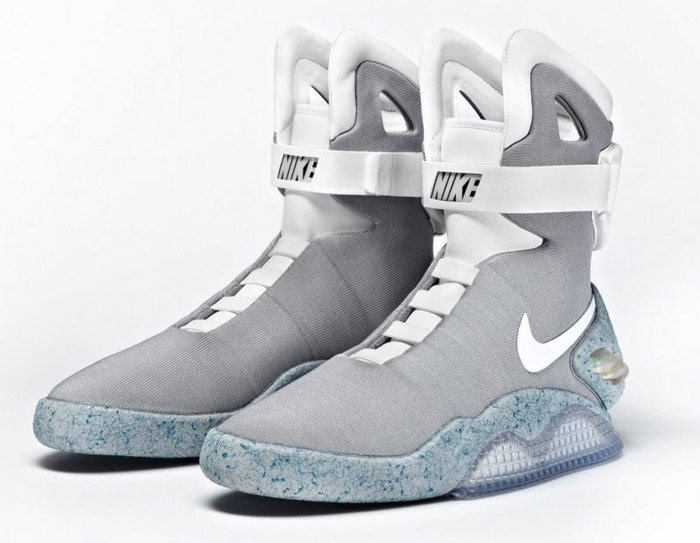Image about nike shoes in back to the future 2