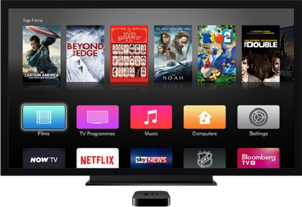 Apple TV gets an app to manage video from various services