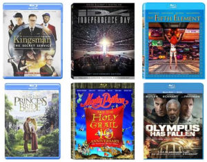Today's Hottest Deals: Geektastic Blu-ray Movies Under $10 and DVDs Under $5, Save BIG on  Elliptical Machine, and MORE!
