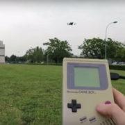 gameboydrone