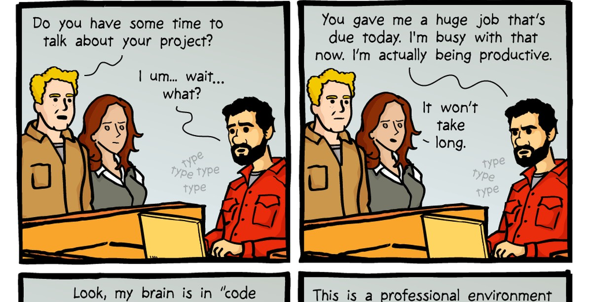 Code Mode [Comic]