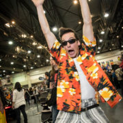 Ace Ventura - Quebec City Comiccon 2016 - Photo by Geeks are Sexy