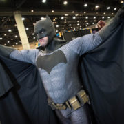 Batman - Quebec City Comiccon 2016 - Photo by Geeks are Sexy