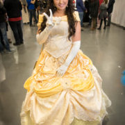 Belle - Quebec City Comiccon 2016 - Photo by Geeks are Sexy