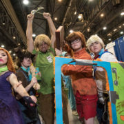 The Scooby Gang - Quebec City Comiccon 2016 - Photo by Geeks are Sexy