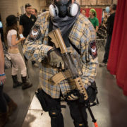 The Division - Quebec City Comiccon 2016 - Photo by Geeks are Sexy