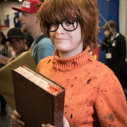 Velma - Quebec City Comiccon 2016 - Photo by Geeks are Sexy