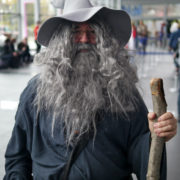 Gandalf the Grey - Quebec City Comiccon 2016 - Photo by Geeks are Sexy
