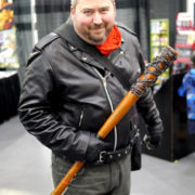 Negan (The Walking Dead) - Quebec City Comiccon 2016 - Photo by Geeks are Sexy