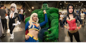 The Fabulous Cosplay of Quebec City Comic Con 2016 – Part II [Picture Gallery]
