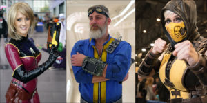 The Fabulous Cosplay of Quebec City Comic Con 2016 - Part I [Picture Gallery]