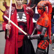 Sith Lords - Quebec City Comiccon 2016 - Photo by Geeks are Sexy