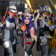 League of Legends Cosplayers - Quebec City Comiccon 2016 - Photo by Geeks are Sexy