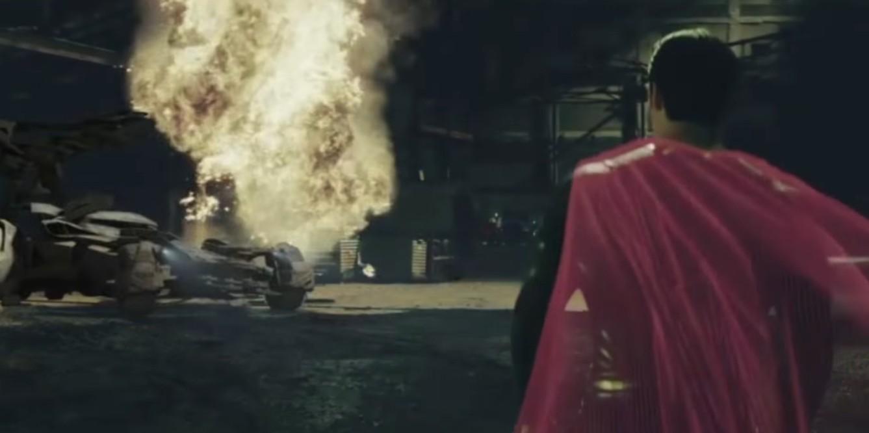 Batman V Superman: 10 Completely CGI Moments You Didnt Notice