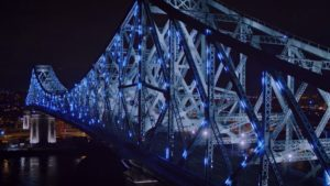 Montreal Celebrates 375th Anniversary With MINDBLOWING Light Show [Video]