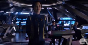 Star Trek Discovery's First Trailer Boldly Goes Where No One Has Gone Before [Video]