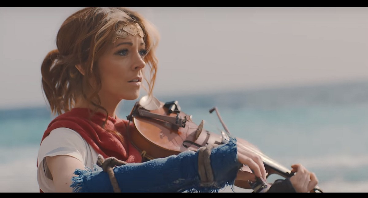 Forgotten City from RiME: A Gorgeous New Music Video From Lindsey Stirling