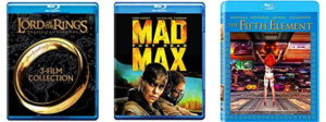 Today's Hottest Deals: THOUSANDS Of Geektastic Blu-ray Movies For Under $10 Each + OTHER DEALS!