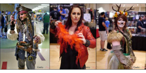 The Cosplay of Geekulture Lanaudière: When Geekery Meets Family Fun [Gallery]