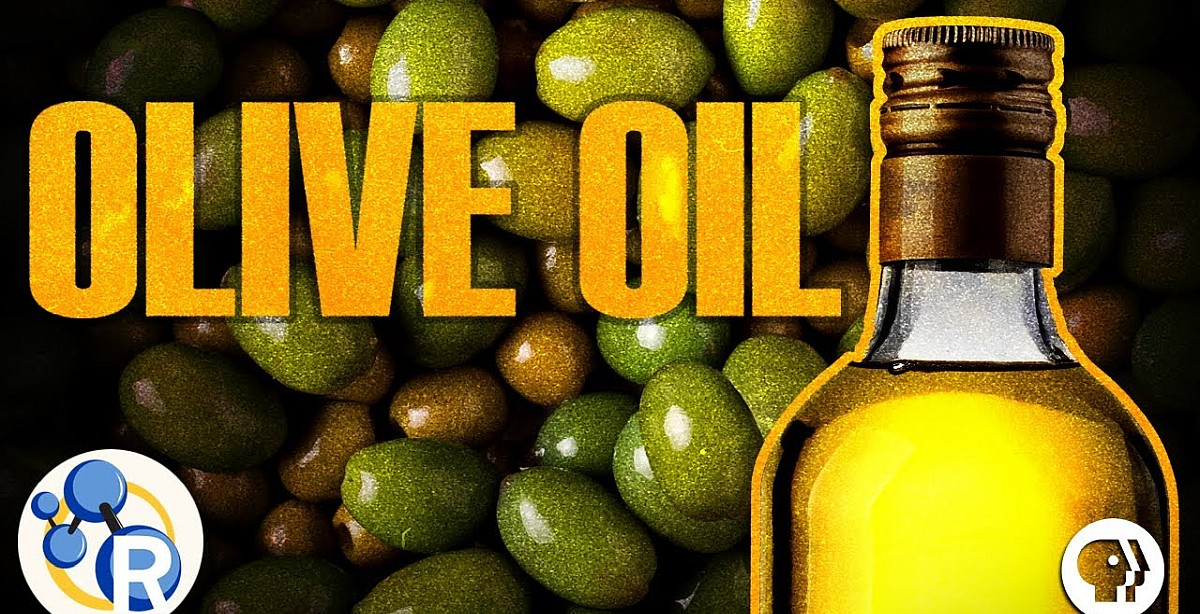 Why Olive Oil is Awesome [Science Video]