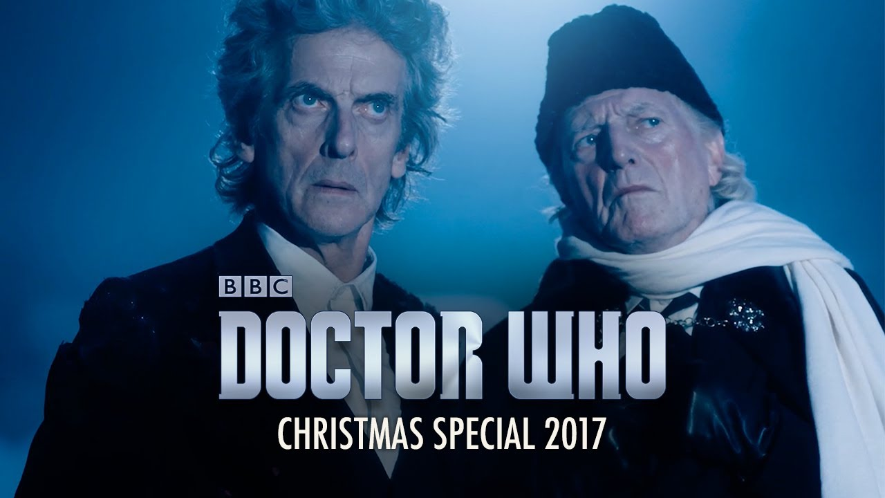 Doctor Who Christmas Special Trailer (2017) [Video]